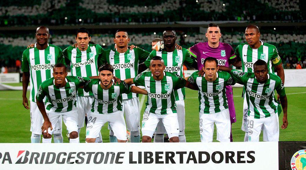 Raio - X Atlético Nacional (COL)  d28e5af3b0820